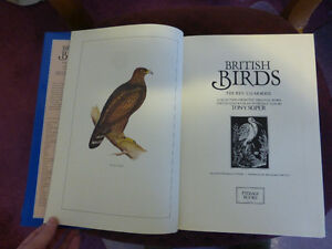 British birds The Rev. F. O Morris,Benjamin Fawcett,Tony Soper + Kitchener / Waterloo Kitchener Area image 3