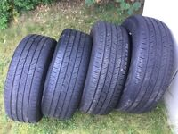 215-60-16 tires