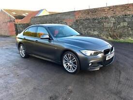 2014 BMW 3 Series 2.0 320d M Sport xDrive 4dr (start/stop)