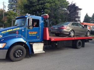 Remorquage transport