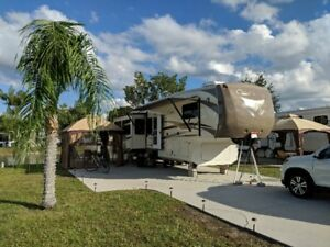 Fifth Wheel Cedar Creek CKTS 36 - 2014