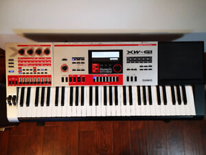Casio Synthesizer for DJs, Electronic music performers