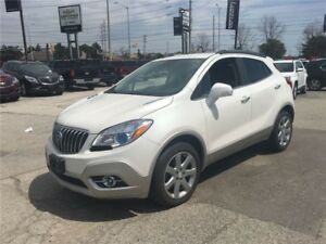 2014 Buick Encore LeatherPremium AWD Navi Sunroof AWD