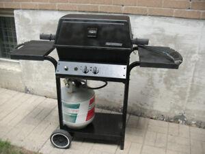 Propane Gas BBQ