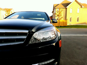 2011 Mercedes Benz C250 4matic