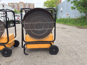 Portable Industrial/ Construction Infared Heater