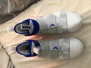 LeBron Soldier 11s size 10
