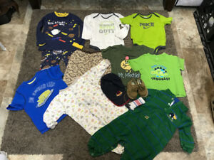 Various Boys Clothing (size 18-24 months)