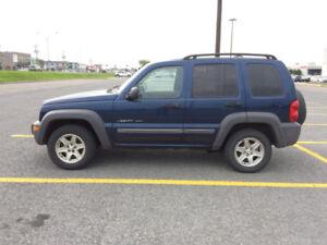 Jeep Liberty 2002 Sport 4x4