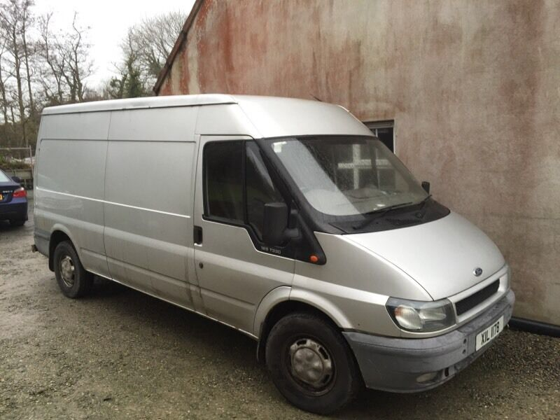 2003 ford transit lwb rear wheel drive 330 125bhp in downpatrick county down gumtree. Black Bedroom Furniture Sets. Home Design Ideas