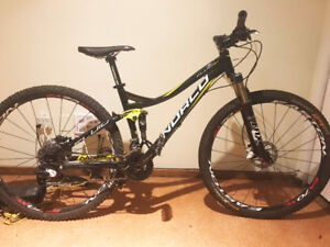 2014 Norco Fluid 9.1 29er Mountain Bike