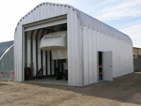 Storage quonset for rent