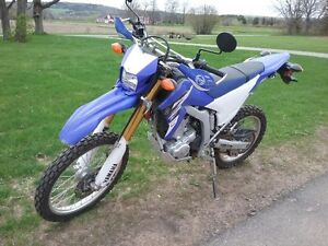 2015 Yamaha WR250r Priced to sell fast !!!!!! On Off Road