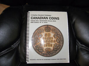 CANADIAN COINS Book