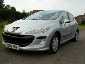 2008 Peugeot 308 1.6 HDi S 5dr