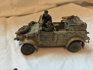 Forces Of Valor/21st Century Toys German vehicles London Ontario image 4