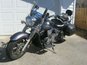 Yamaha V-Star 1300 2008 Low mileage