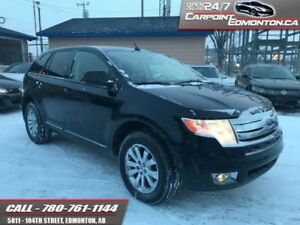 2010 Ford Edge SEL...AWD...LEATHER...PANORAMIC SUNROOF  - trade-