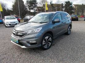 2015 Honda CR-V 1.6 i-DTEC ( 160ps ) 4X4 (Honda Connect with Navi )