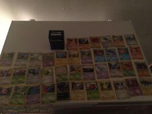 Lot de 40 cartes Pokémon