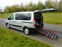 2012 12 Peugeot Expert Tepee Comfort 1.6 Hdi 6 Seats WHEELCHAIR ACCESSIBLE WAV