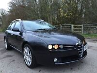 Alpha Romeo 159 sportwagon top of the line 3.2 JTS Q4 AWD