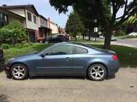 2005 g35 coupe Infinity