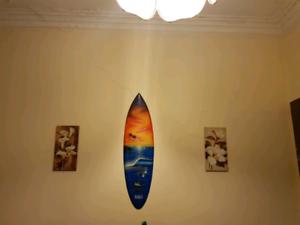 Surfboard dec