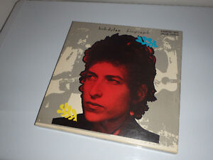Coffret Bob Dylan Biograph ''Box Set''
