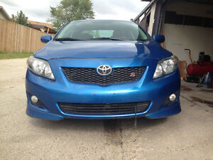 2009 Toyota Corolla S '' We have all kind of Car's & SUV's ''