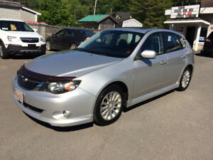 2009 SUBARU IMPREZA, ALL WHEEL DRIVE, CALL 832-9000 OR 639-5000