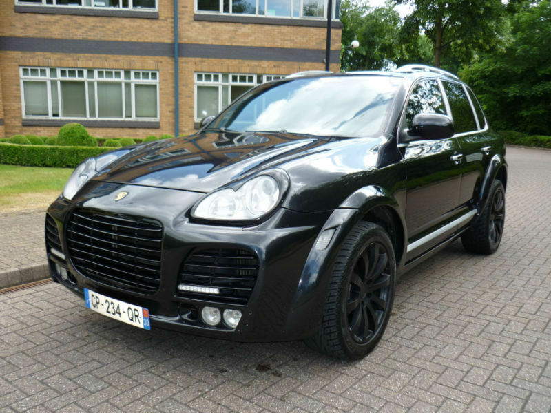 sold now 2005 porsche cayenne 4 5 turbo techart magnum kit left hand drive lhd in uxbridge. Black Bedroom Furniture Sets. Home Design Ideas