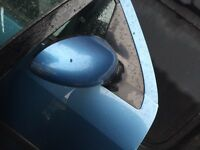 Ford Focus mk1 wing mirror drivers side