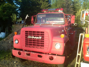 Ford 9000 1974