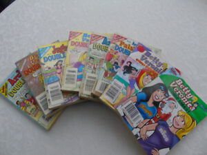 BETTY and VERONICA/ ARCHIE/  JUGHEAD'S COMICS