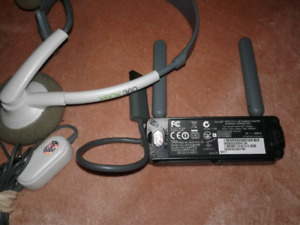 For sale wireless network adapter for Xbox 360.