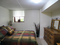Bright, spacious, one bedroom, country setting, Almonte/Carp