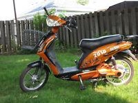 e bike, electric scooter