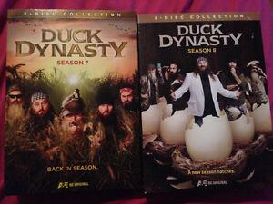 Duck Dynasty Season 7 & 8- brand new