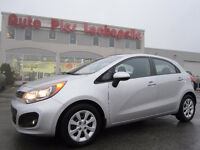 2013 Kia Rio LX+  **Automatique, Bluetooth, Sieges chauffants***