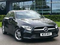 2019 Mercedes-Benz A-CLASS A 180 d SE Auto Compact Saloon Diesel Automatic