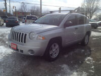 ▀▄▀▄▀▄▀► 2008 JEEP COMPASS 4X4 --  WE FINANCE --  ◄▀▄▀▄▀▄▀ Windsor Region Ontario Preview