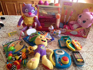 JOUETS / TOYS - NEUFS & USAGES