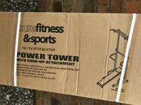 POWER TOWER MULTI GYM BRAND NEW IN BOX PERFECT CHRISTMAS GIFT