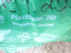 Plastispan roof insulation(6 pieces), $120 obo for all