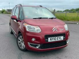 image for 2010 Citroen C3 HDI EXCLUSIVE PICASSO MPV Diesel Manual