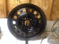 4 BRAND NEW 16 INCH STEEL RIMS FOR SALE!!!!!