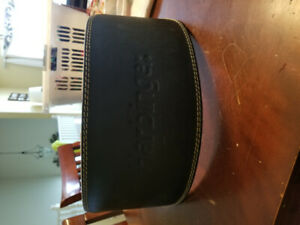 Brandnew never used Harbinger leather weight belt