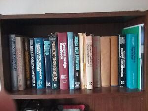 Civil Engineering textbooks