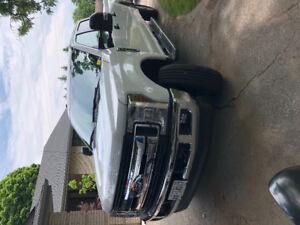 Ford 250 long box xlt